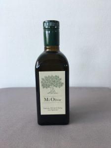 Mi Olivar fruchtig pikantes Olivenöl aus Spanien