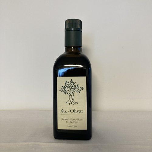 Fruchtig-pikantes Olivenöl – grüne Edition- Neue Ernte